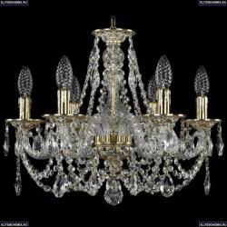 1606/6/160/GW Хрустальная подвесная люстра Bohemia Ivele Crystal