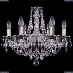 1606/6/160/NB Хрустальная подвесная люстра Bohemia Ivele Crystal