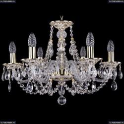 1606/6/195/GW Хрустальная подвесная люстра Bohemia Ivele Crystal