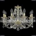 1606/8/195/GW Хрустальная подвесная люстра Bohemia Ivele Crystal