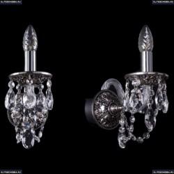 1610/1/NB Хрустальное бра Bohemia Ivele Crystal