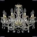 1611/8/195/GW Хрустальная подвесная люстра Bohemia Ivele Crystal