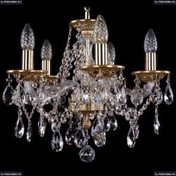 1613/5/141/G Хрустальная подвесная люстра Bohemia Ivele Crystal
