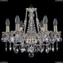1613/6/165/GW Хрустальная подвесная люстра Bohemia Ivele Crystal