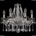 1613/6/165/NB Хрустальная подвесная люстра Bohemia Ivele Crystal