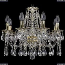 1613/8/165/GW Хрустальная подвесная люстра Bohemia Ivele Crystal