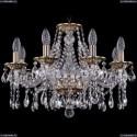 1613/8/200/FP Хрустальная подвесная люстра Bohemia Ivele Crystal