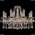 1613/8/200/GB/M701 Хрустальная подвесная люстра Bohemia Ivele Crystal