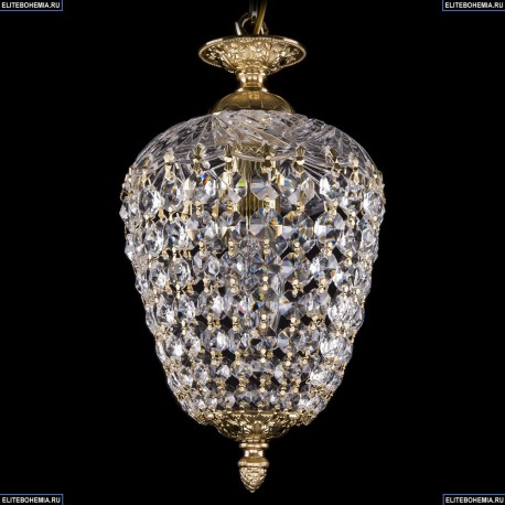 1677/15/G Хрустальный подвес Bohemia Ivele Crystal
