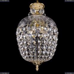 1677/25/G/Balls Хрустальный подвес Bohemia Ivele Crystal