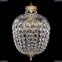 1677/35/G/Balls Хрустальный подвес Bohemia Ivele Crystal