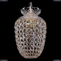 7710/15/G Хрустальный подвес Bohemia Ivele Crystal