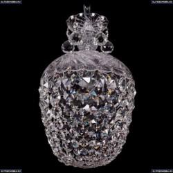 7710/22/1/Ni Хрустальный подвес Bohemia Ivele Crystal