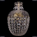7710/25/G Хрустальный подвес Bohemia Ivele Crystal