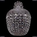 7710/35/Ni Хрустальный подвес Bohemia Ivele Crystal