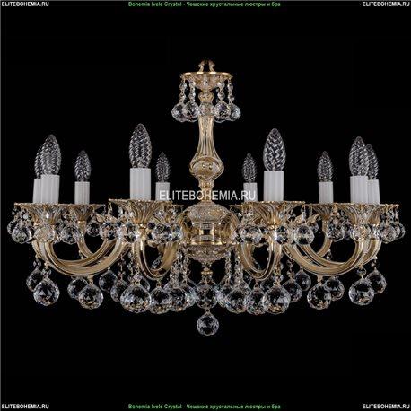 1702/10/A/GW/Balls Подвесная люстра Bohemia Ivele Crystal (Богемия)