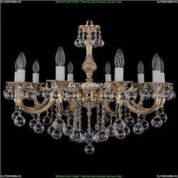 1702/10/250/B/GW/Balls Хрустальная подвесная люстра Bohemia Ivele Crystal