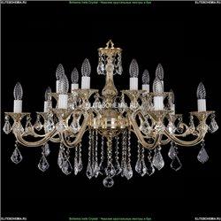 1703/14/320/B/GW/Leafs Хрустальная подвесная люстра Bohemia Ivele Crystal