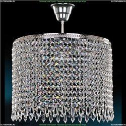 1920/35Z/Ni Хрустальная потолочная люстра Bohemia Ivele Crystal