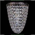 1925/1S/Ni Хрустальное бра Bohemia Ivele Crystal