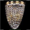 1925/2/G Хрустальное бра Bohemia Ivele Crystal