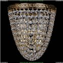 1925/2/S/G Хрустальное бра Bohemia Ivele Crystal (Богемия)