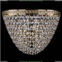 1925/2W/G Хрустальное бра Bohemia Ivele Crystal