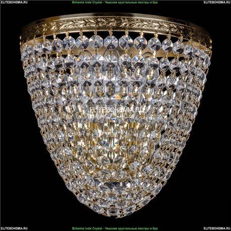1925/3/S/G Хрустальная бра Bohemia Ivele Crystal (Богемия)