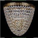 1925/3/S/G Хрустальное бра Bohemia Ivele Crystal (Богемия)