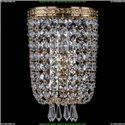 1927/1S/G Хрустальное бра Bohemia Ivele Crystal