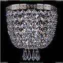 1927/1W/Ni Хрустальное бра Bohemia Ivele Crystal