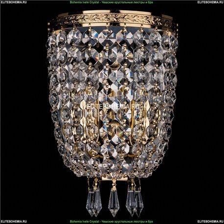 1927/2/G Хрустальная бра Bohemia Ivele Crystal (Богемия)