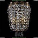 1927/2/GB Хрустальное бра Bohemia Ivele Crystal