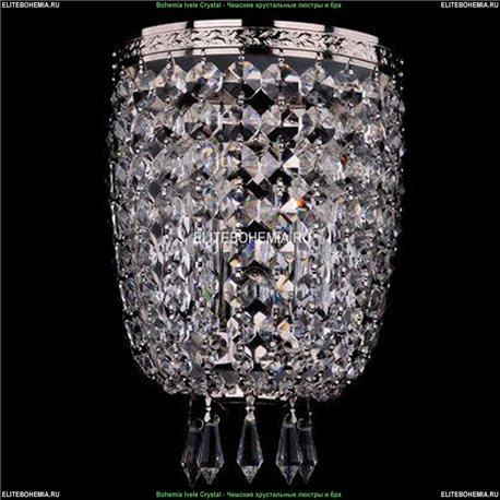 1927/2/Ni Хрустальная бра Bohemia Ivele Crystal (Богемия)
