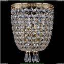 1927/2S/G Хрустальное бра Bohemia Ivele Crystal