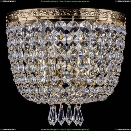 1927/2/W/G Хрустальная бра Bohemia Ivele Crystal (Богемия)