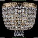 1927/2W/G Хрустальное бра Bohemia Ivele Crystal