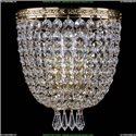 1927/3/S/G Хрустальное бра Bohemia Ivele Crystal (Богемия)