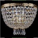 1927/3/W/G Хрустальное бра Bohemia Ivele Crystal (Богемия)