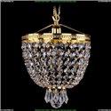1927/20/G Хрустальная подвесная люстра Bohemia Ivele Crystal