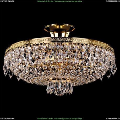 1927/35Z/G Хрустальная потолочная люстра Bohemia Ivele Crystal (Богемия)