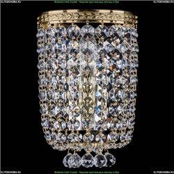 1928/1/S/G Хрустальное бра Bohemia Ivele Crystal