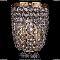 1928/2/S/G Хрустальная бра Bohemia Ivele Crystal (Богемия)