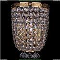 1928/2/S/G Хрустальное бра Bohemia Ivele Crystal