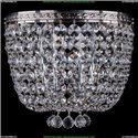 1928/2W/Ni Хрустальное бра Bohemia Ivele Crystal