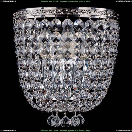 1928/3/S/Ni Хрустальная бра Bohemia Ivele Crystal (Богемия)