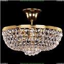 1928/25/G Хрустальная потолочная люстра Bohemia Ivele Crystal