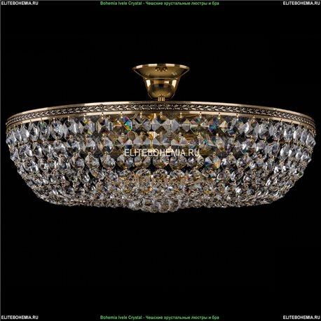 1928/55Z/GB Хрустальная потолочная люстра Bohemia Ivele Crystal (Богемия)
