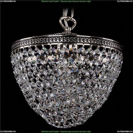 1932/20/NB Хрустальная подвесная люстра Bohemia Ivele Crystal (Богемия)