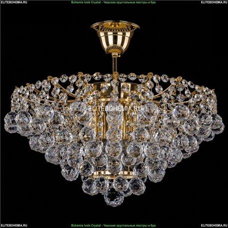 7331/42/G Хрустальная потолочная люстра Bohemia Ivele Crystal (Богемия)